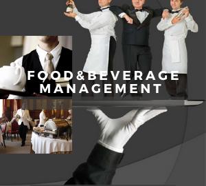مدیریت غذا و نوشیدنی